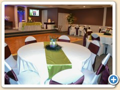 Beane Conference Center, Laconia, NH - Dance floor available for an additional charge